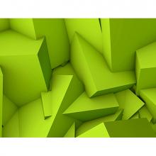 Зеленые кубы