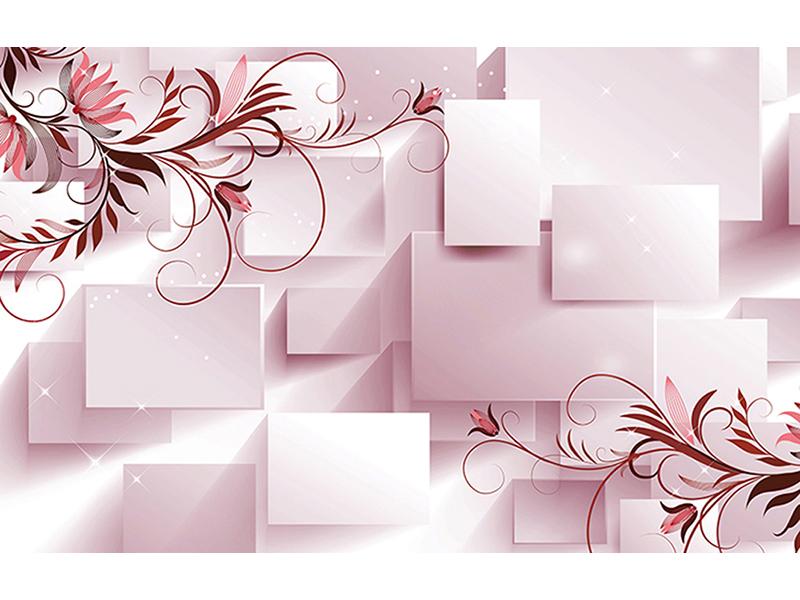 Розовое пространство 2051