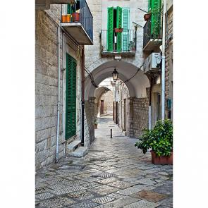 Переулок в Апулии
