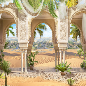 Арка в пустыне