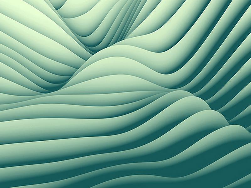 Абстрактные волны 2010