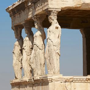 Акропол афины