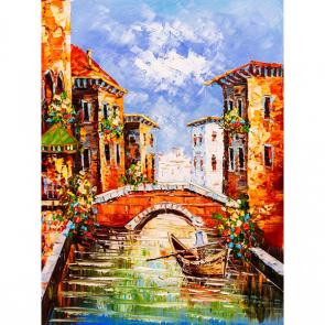 Акварельная Венеция