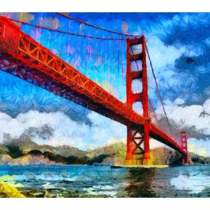 Акварельный мост