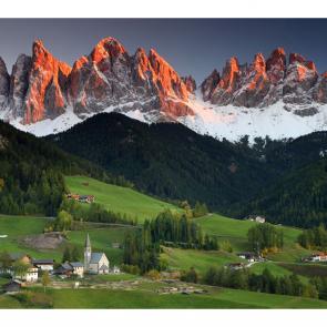 Альпы 11438