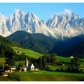 Альпы 12762