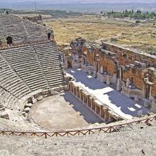 Амфитеатр иераполя