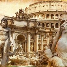 Ангелы в Риме