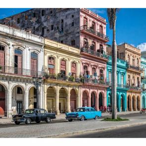Ретро автомобили на Кубе