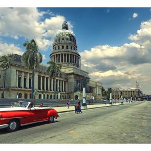 Ретро машины на Кубе