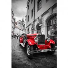 Автомобиль в Праге