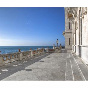 Балкон с видом на море 5094