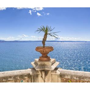 Балкон с видом на море 5099