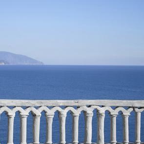 Балкон с видом на море 5108