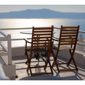 Балкон с видом на море 5110