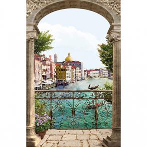 Балкон в Венеции