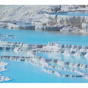 Бассейны в Памуккале