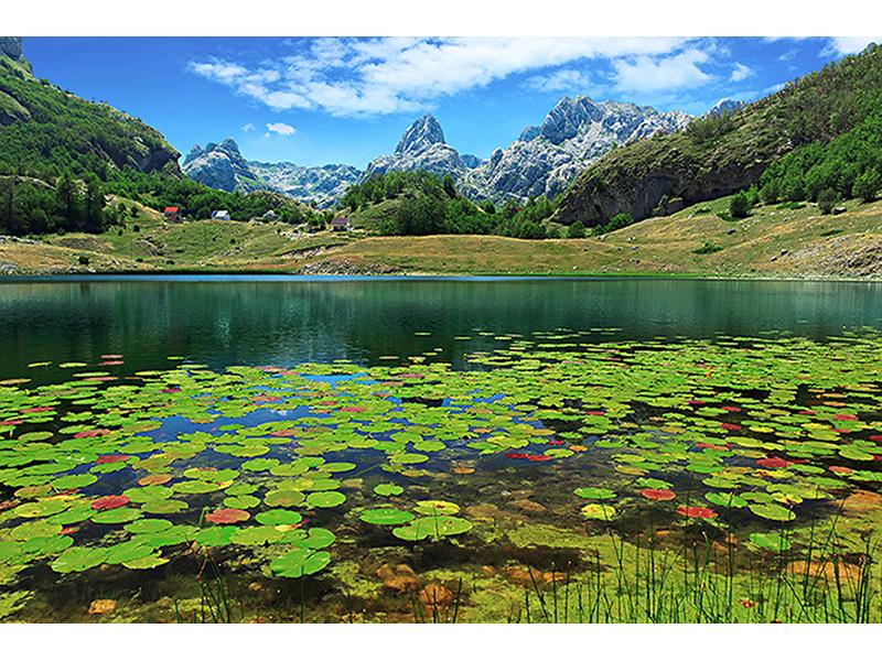Букумирское озеро 1928