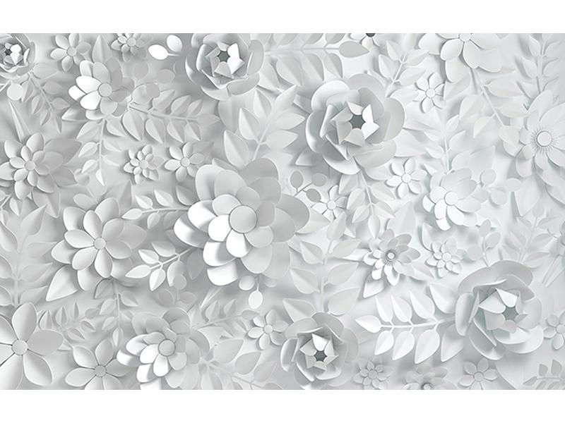 Бумажные цветы композиция 1926