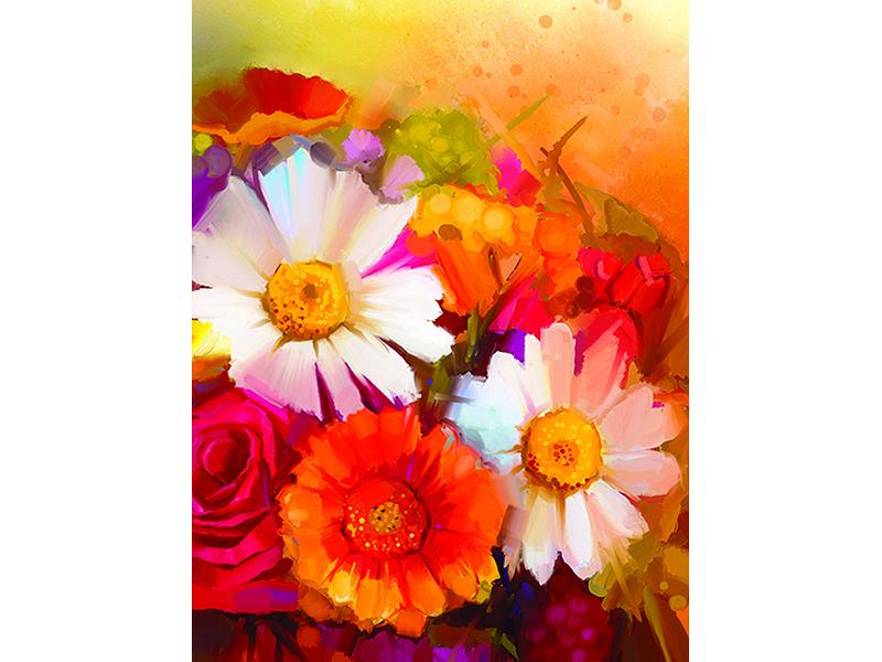 Цветы крупным планом 2511