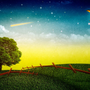 Дерево в детскую 00050