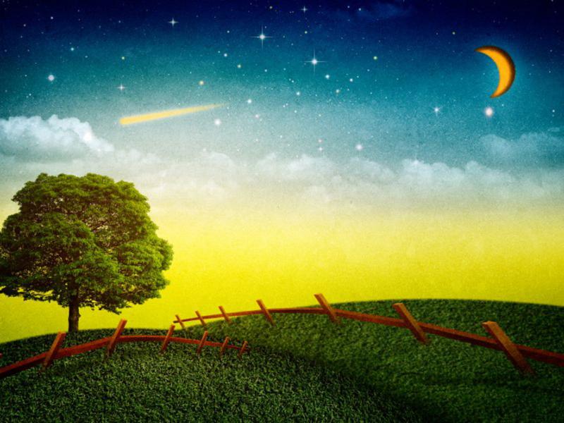 Дерево в детскую 00050 6874