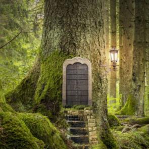 Дерево в детскую 07804