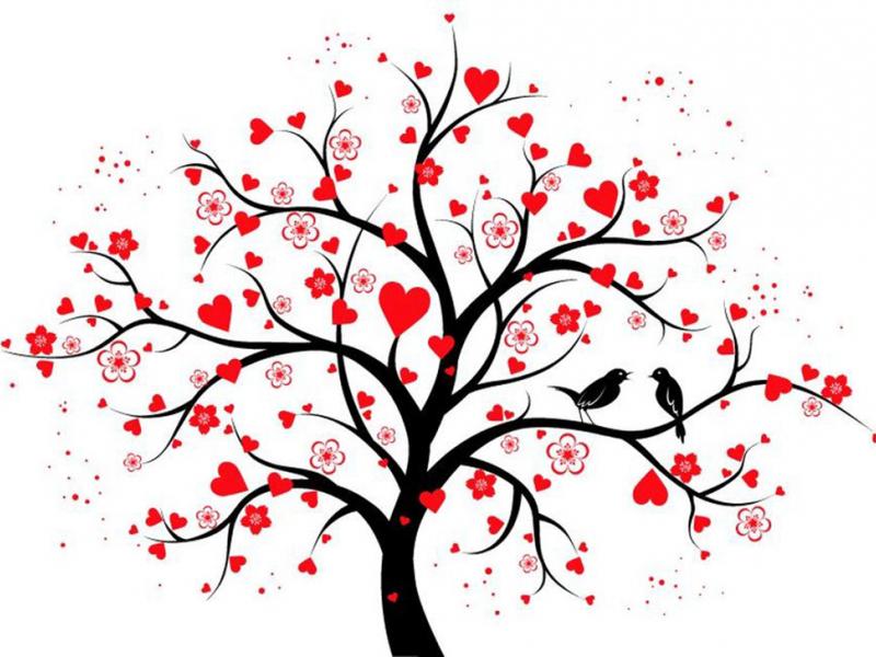 Дерево в детскую 12730 6881