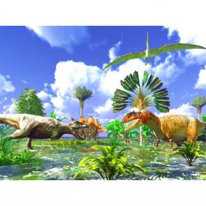 Динозавры 5581