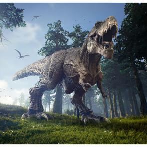 Динозавры 5582