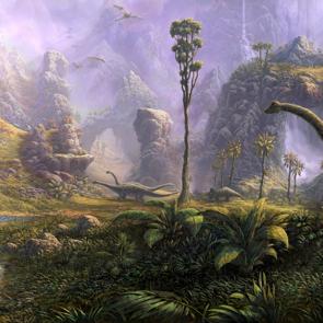 Динозавры 5578