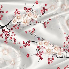 Дизайн цветение