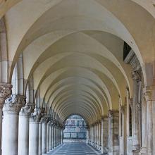 Дворец в венеции