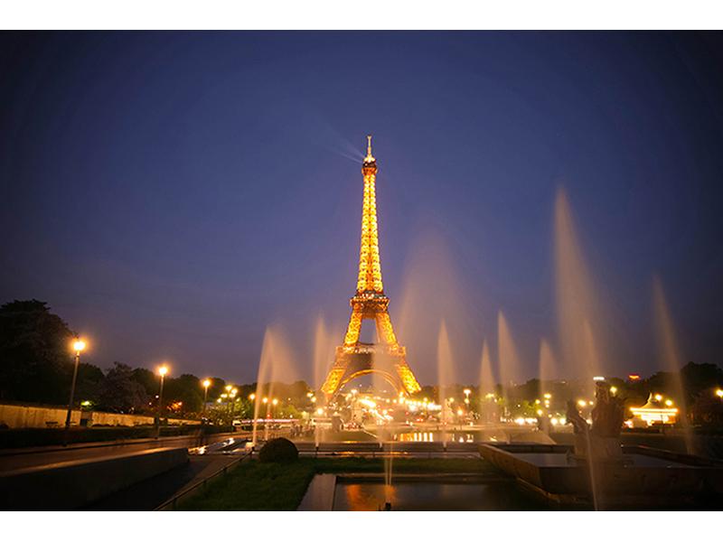 Фонтаны в Париже 1064