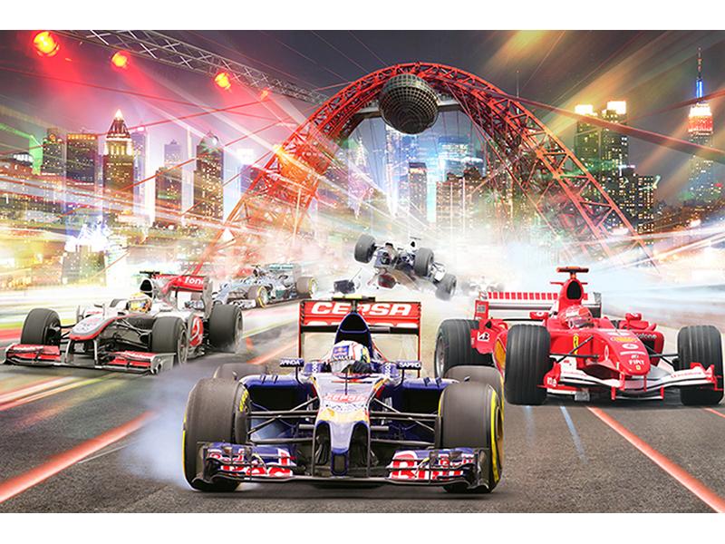 Формула гонки 2239