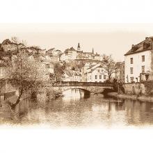 Фреска старого города