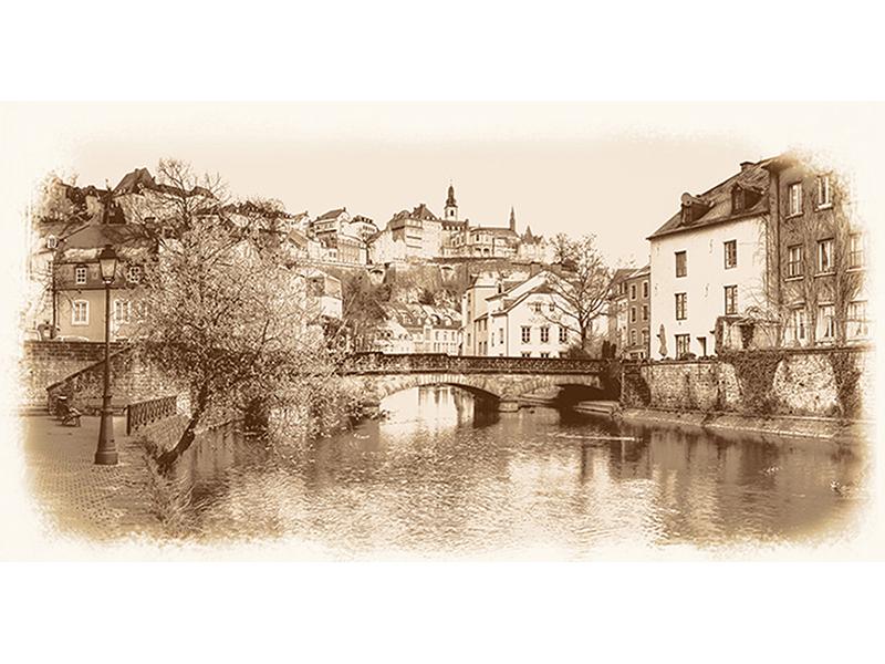 Фреска старого города 1060