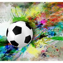 Футбол и граффити