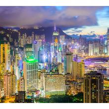 Гавань Гонконга
