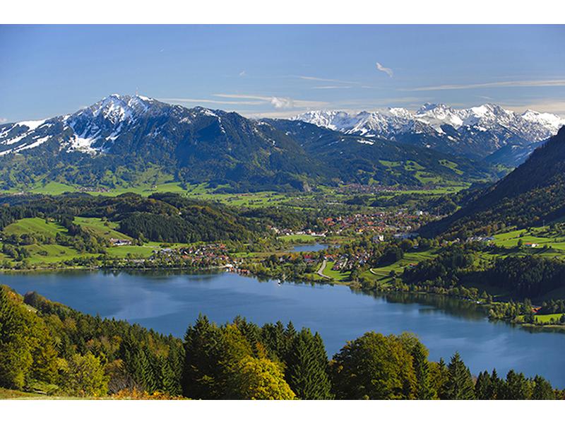 Где-то в горах 1816
