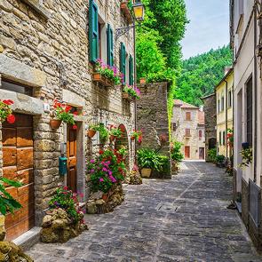 Где-то в Италии