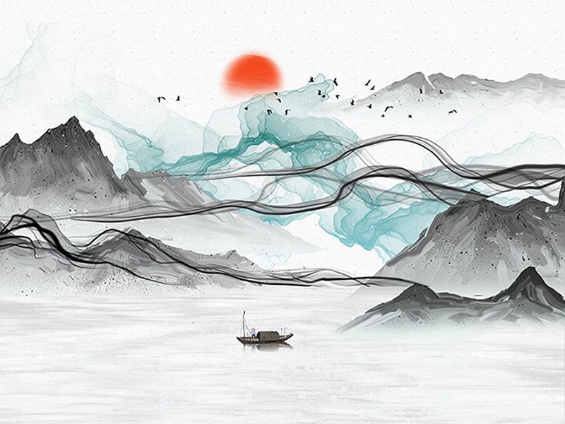 Горное озеро Аква 1802