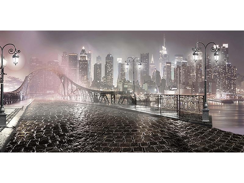Город в тумане 1796