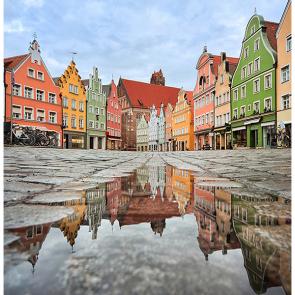 Городок под Мюнхеном