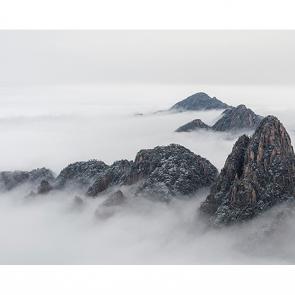 Горы над облаками