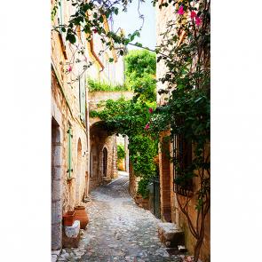 Зеленая улочка Италии