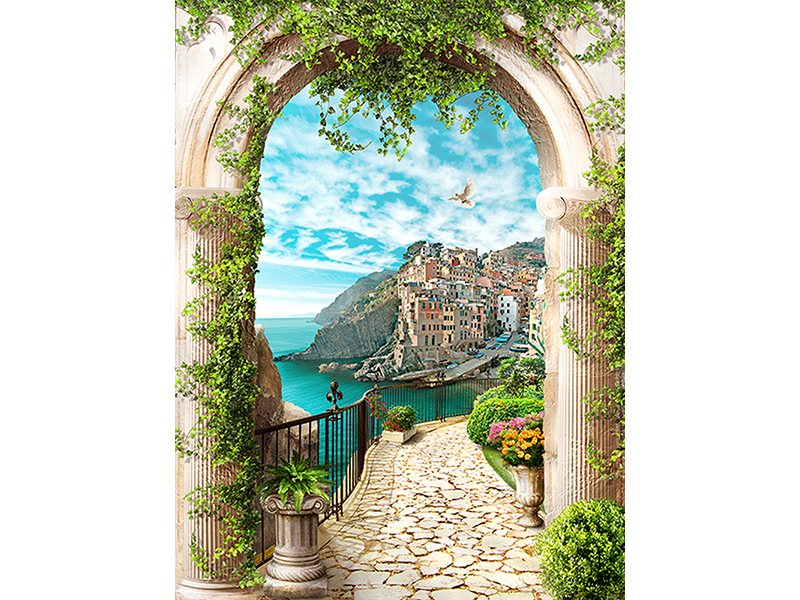 Италия 1665