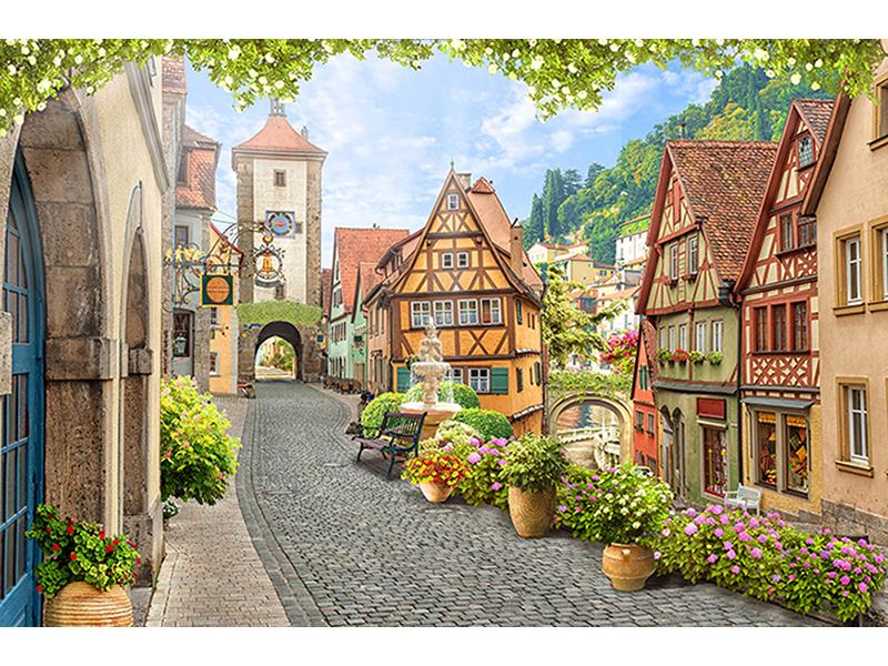 Немецкий вид 1664