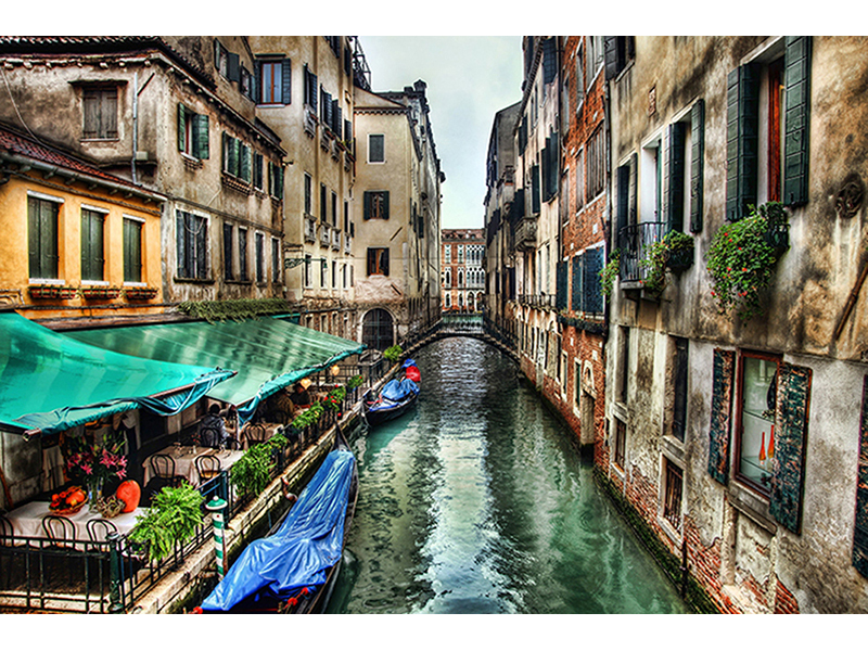 Кафе в Венеции 1641