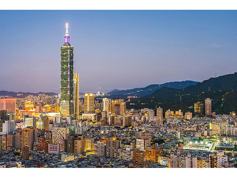 Китайский мегаполис 1636